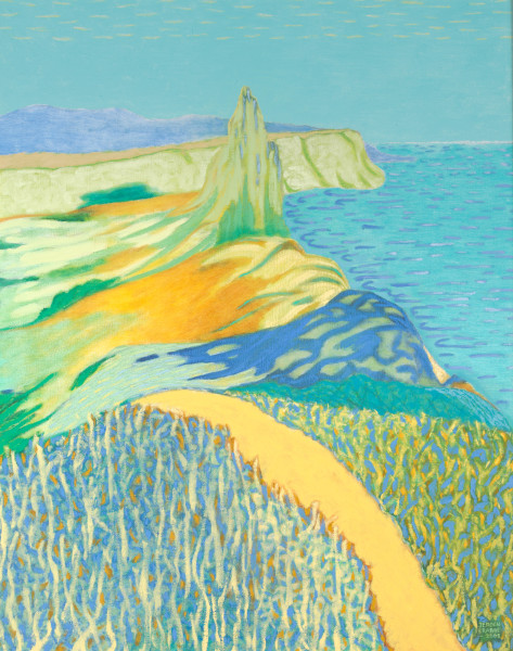 Near Capepoint – South Africa (2008) | oil painting – 100x80cm – #79613